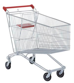 Refurbished Shopping Trolleys For Sale