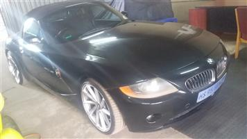 2004 BMW Z4 roadster Z4 sDRIVE30i A/T