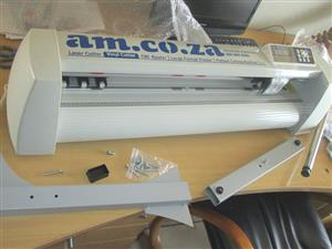 V-1127 V-Series High-Speed USB Vinyl Cutter, 1120mm Working Area, In-house VinylCut