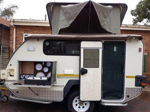 Jurgens XCape  Off Road Caravan 2016