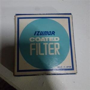 Izumar filter