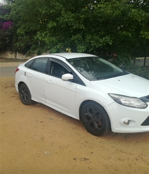 2014 Ford Focus 1.6 Trend 4 door