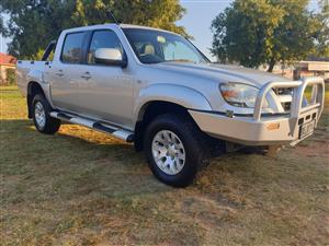 2009 Mazda BT-50 3.0CRD double cab 4x4 SLE