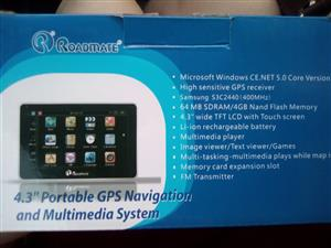 New GPS for sale