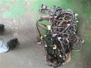 Complete harness wiring