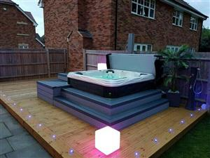Prestige Hot Tubs & Spa & Jacuzzi