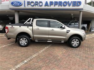 2015 Ford Ranger 3.2 double cab 4x4 XLT