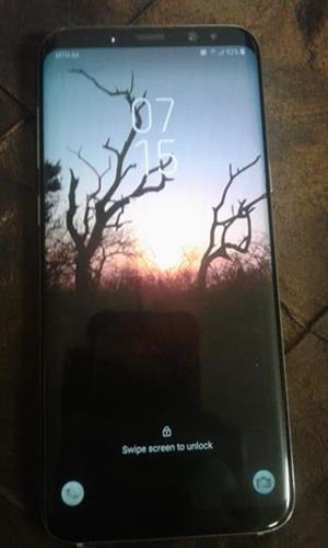 Samsung S8 plus edge