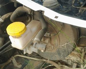 Tata Indica Vista Ignis mk2 08-15 Brake Booster,Brake Fluid Bottle & Brake Master Cylinder