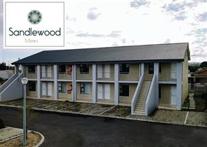 2 Bedroom apartments for sale in Sandlewood Mews kuilsrivier. Transfer and Bond cost included. 12 Months levies Free
