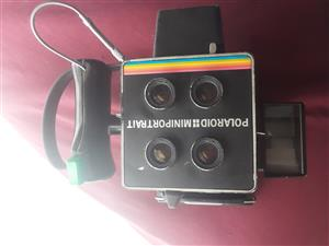 Polaroid Mini Portrait Vintage camera