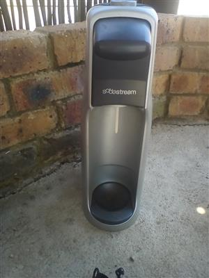 Sodastream, 1 bottle and including empty gas bottle . R190.