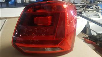 POLO 7 TSI 2017-18 TAILLIGHT FOR SALE