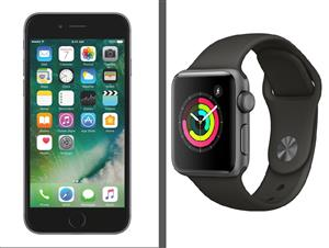Iphone and iwatch wanted