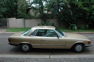 1980 Mercedes Benz 450SLC