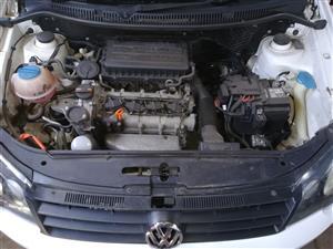 VW POLO VIVO 1.6 SEDAN STRIPPING FOR SPARES