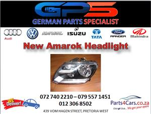 New Amarok Headlight for Sale
