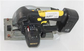 S034480A Impact cordless circular saw with charger #Rosettenvillepawnshop