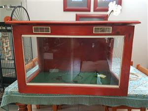 Reptile Cage Large