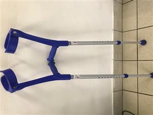 Crutches - not cheapies