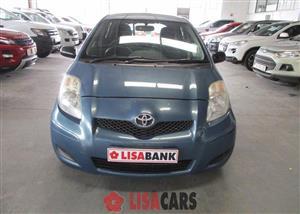 2011 Toyota Yaris 5 door Zen3