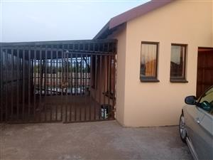 House to rent Soshanguve