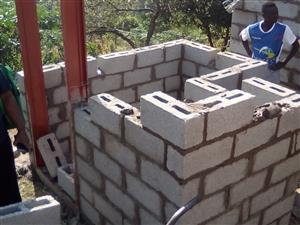 Building construction and Tiling services