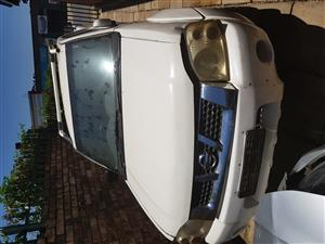 Stripping nissan hardbody 2.4 KA24