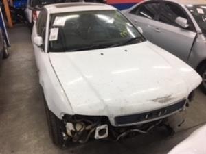 1996 Audi A4 Code 2
