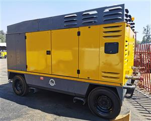 2013 Atlas Copoc 1100CFM / 8 Bar Diesel Compressor