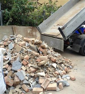 Rubble Removal by CK