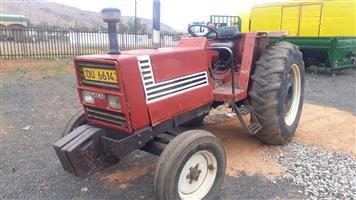Fiat 790 4x4 Tractor