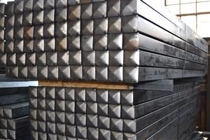 Steel Palisade Fencing. Manufacturers of palisades and gates - www.prolinepalisade.co.za