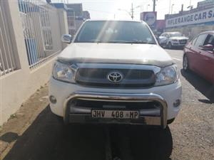 2011 Toyota Hilux 2.7 double cab Raider