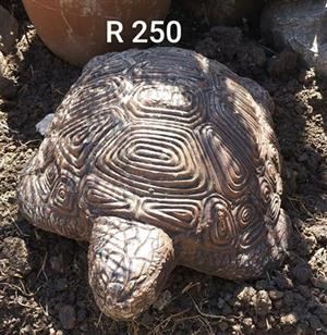 For sale tortoise statue.