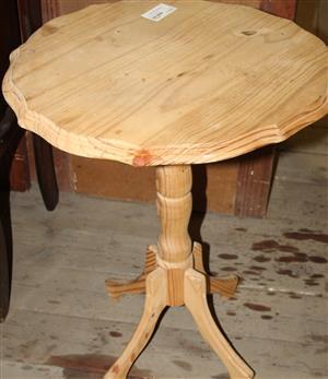 Brown side table S030920B #Rosettenvillepawnshop