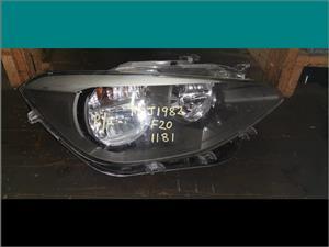 BMW F20 NON XENON HEADLIGHTS FOR SALE