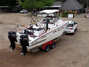 Kingcat 2206 Skiboat
