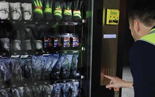 PPE Vending Machine Equipment