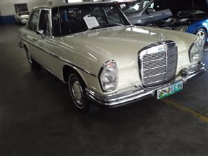 1971 Mercedes Benz 280S