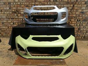 Kia Picanto Mk3 Front Bumper