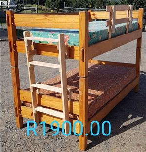 Bunk Beds In Bedroom Furniture In South Africa Junk Mail