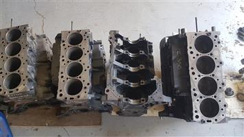 Hyundai H100 D4BB 2.6 Diesel Engine Block