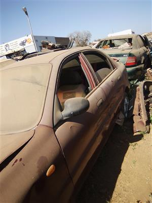 Daewoo Lanos stripping for parts
