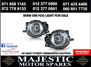 Bmw E90 fog lights for sale