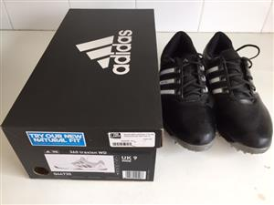 New Adidas 360 traxion golf shoes UK size 9
