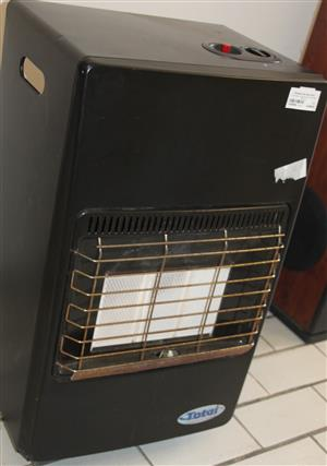 Totai gas heater with 9kg gas bottle  S030988A #Rosettenvillepawnshop