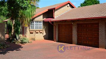 Three Bedroom Townhouse in small secure complex