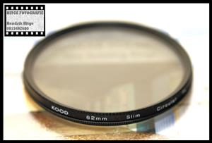 62mm - KOOD Circular Polarized Filter