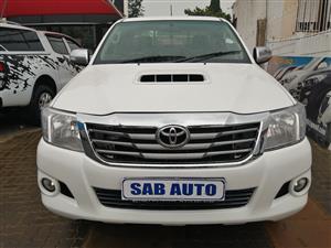 2014 Toyota Hilux 3.0D 4D Xtra cab 4x4 Raider